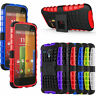 Heavy Duty Shock Proof Builders Hard Stand Case For Various Samsung Galaxy Phone