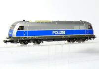 Märklin 36793 fx-digital Sound H0 Diesellok Polizei BR ER 20 Blaulicht  TOP OVP