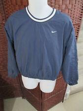 VTG Nike Women's Pullover Windbreaker Shirt Size Medium 8-10
