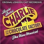 The Original London Cast Recording - Charlie And The Chocolate Factory [CD] y7