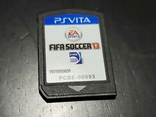 FIFA Soccer 13 (Sony PlayStation Vita, 2012) TESTED! FREE SHIPPING! CART ONLY!