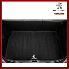Genuine Peugeot 208 Boot Protection Tray Liner New 1607236880