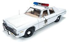1:18 Dodge Monaco 1975 Sheriff Rosco Police General LEE  Dukes Of Hazzard