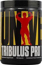 Universal Nutrition TRIBULUS Pro 100 Capsules Tribulus Terrestris - Free P&P