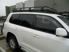 Enclosed Alloy Roof Rack 2200mm for TOYOTA Landcruiser 200 Series Cage Alloy