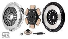 GR STAGE 3 CLUTCH KIT+FLYWHEEL for 04-18 SUBARU IMPREZA WRX STI 2.5L TURBO EJ257
