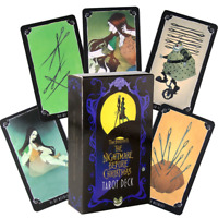 The Nightmare Before Christmas Tarot Deck [78 Cards]