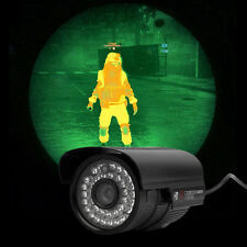 1200Tvl Hd Color Outdoor Cctv Surveillance Security Cam 36Ir Day Night Video Ou