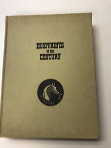 Hoofprints Of The Century-Thoroughbred Record-Ruffian-Secretariat-ManO' War-Noor