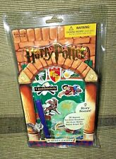 New 2001 Flying Colors Harry Potter 36 Magnet Gallery Story Scenes RARE