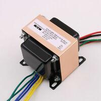 50VA 0-260V 0-12.6V 0-6.3V EI type Audio Power Transformer For Tube Preamp/phono