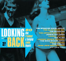 Various Artists : Looking Back: 80 Mod, Freakbeat & Swinging London Nuggets CD