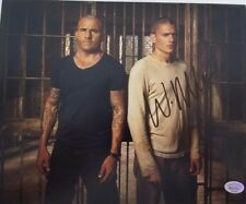 "Actor Wentworth Miller ""Prison Break"" Hand Signed 8x10 Photo Authenticated"