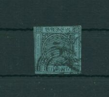 Germany Old Germany Baden 1858 Mi. 8 Postmarked Approved BPP More See. Shop