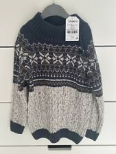 Brand New Next Boys Jumper Size 5 Years