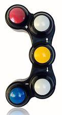 Ducati Panigale 1299 1199R  Race Switch Left Pod 5 button cnc