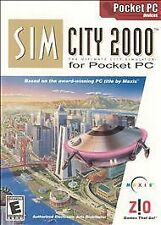 SIM City 2000 Brand- PC CD-Rom Classic Computer Game