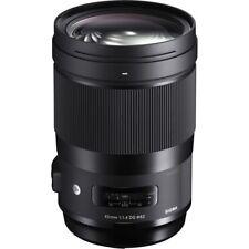 Sigma 40mm F1.4 DG HSM Art Series Lens in L Mount (UK Stock) BNIB