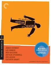 Anatomy of a Murder Blu-ray Criterion Collection