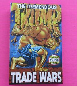 Tremendous Trump Trade War TPB  COMIC ANTARCTIC PRESS 2020 1st PRINT