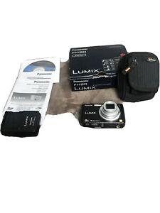 Panasonic LUMIX DMC-FH20/DMC-FS30 14.1MP Digital Camera - Black
