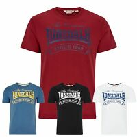 Lonsdale Herren T-Shirt Martock Men Tee Boxing Shirt London S M L XL XXL 3XL NEU