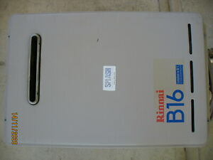 Rinnai B16 Hot Water System