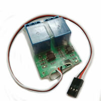 For RC Aircraft Model 1CH 2 Way Relay Electronic Switch Controller Switch Module