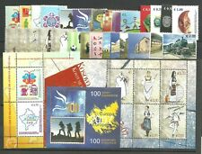 KOSOVO  2007 Complet year MNH
