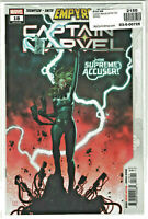 CAPTAIN MARVEL #18 COVER A NM/Mint HIGH GRADE 9.6+ or better