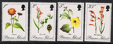Pitcairn Islands 1970 Flowers set complete MNH