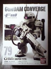 FW GUNDAM CONVERGE 13 79 MS-05L ZAKUⅠSNIPER TYPE NEW BANDAI