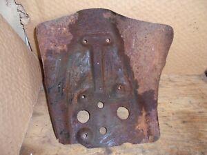 YAMAHA  XT500  1U6   SUMPGUARD / BASH PLATE.