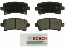 For 2014-2019 Chevrolet Impala Brake Pad Set Rear Bosch 88658BT 2015 2016 2017