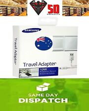 Original AU Travel Charger Wall Adapter Cable for Samsung Galaxy S4 / Note 2