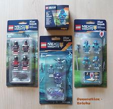 LEGO® NEXO KNIGHTS™ 853515 + 853516 + 853677 + 5004390 inkl.0,00€ Versand NEU