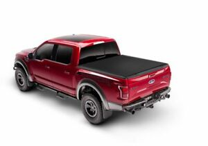 """Truxedo Sentry CT Truck Bed Cover for 2016-2019 Nissan Titan 5'7"""" Bed"""