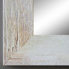Specchi beigi rettangoli per la decorazione della casa legno