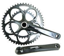 SRAM Via GT 10 скоростей компактный 50/34 T GXP двойной дорожный велосипед шатуна 175 мм новый