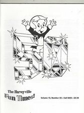 Harveyville Fun Times Volume 3 #52 Fall 2003 VF Richie Rich issue