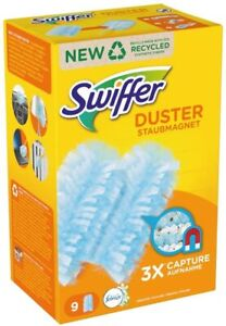 Swiffer Dusters Magnet Cloths Refills Scented  - Pack of 9