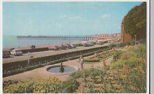 Suffolk; Wolsey Gardens & Pier, Felixstowe FWP F1 PPC By Jarrold, Unposted