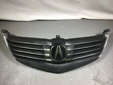 05-08 ACURA RL FRONT GRILLE W/ RADAR OPTION GRILL TECH PACKAGE OEM