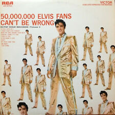 """Elvis Presley """"50,000,000 Elvis Fans Can't be Wrong"""" - (Gold Records Vol 2) -RCA"""