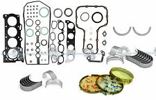 00-08 Toyota Corolla Chevy Prizm 1.8L 1ZZFE DOHC METAL FULL GASKET *RE-RING KIT*
