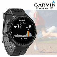 Garmin Forerunner 235 ANT+ GPS Integrated HRM Sports Running Watch - Black/Grey