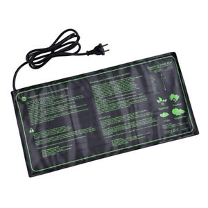 Termostatico Stuoia Calore Germinazione Seedfactor PVC Nero
