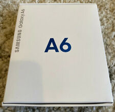 NEW Virgin Mobile Samsung Galaxy A6 - 32GB - Android - Factory Sealed