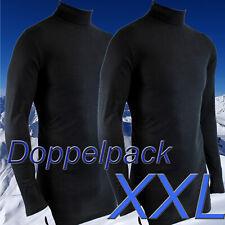 2x THERMOUNTERHEMD Rolli XXL Skiunterwäsche Funktionsunterhemd ü5ü702 0163+