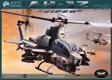 """Kittyhawk KH80125 1/48  AH-1Z """"Viper"""" Helicopter"""